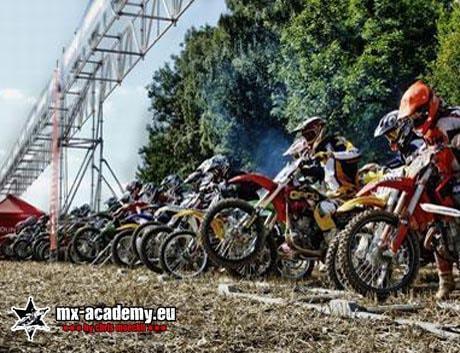 Motocross Rennen Motocross Team