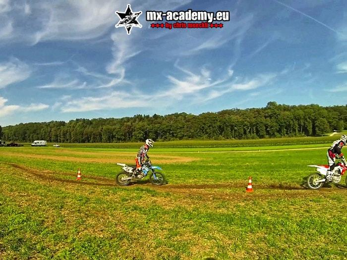 Fahrsicherheitstraining Motorrad MX-Academy