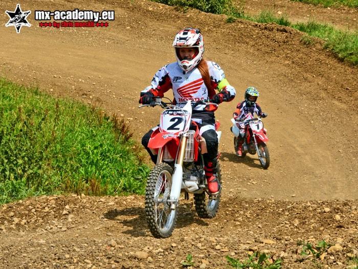 Motocross Frauen in Deutschland