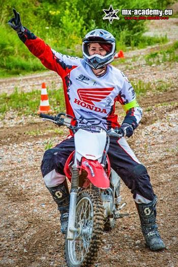Motocross Frauen - Fun Motocross