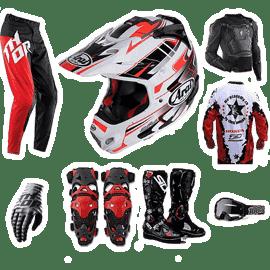 Motocross kaufen Ausrüstung