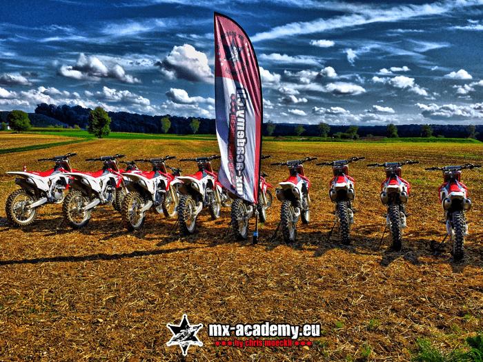 Motocross mieten in der MX-Academy