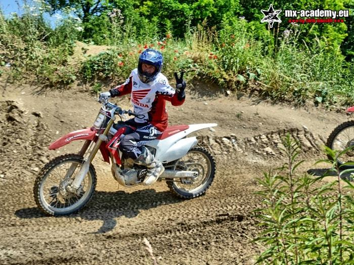 Motocross Schnupperkurs MX-Academy