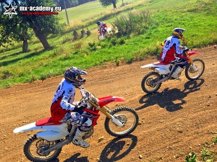 Motocross Schnupperkurs in Deutschland