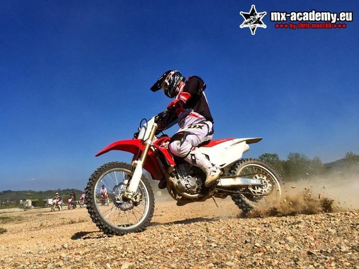 Motocross Schnupperkurs Kiesgrube