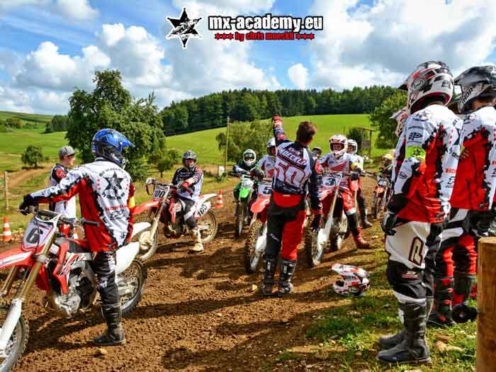 Motocross Schule Deutschland - MX Schule in Emmingen-Liptingen