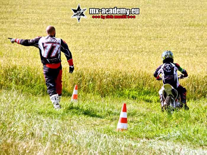Motocross Schule - Kindermotocross Deutschland