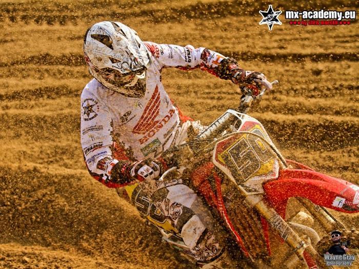 Motocross Anforderungen