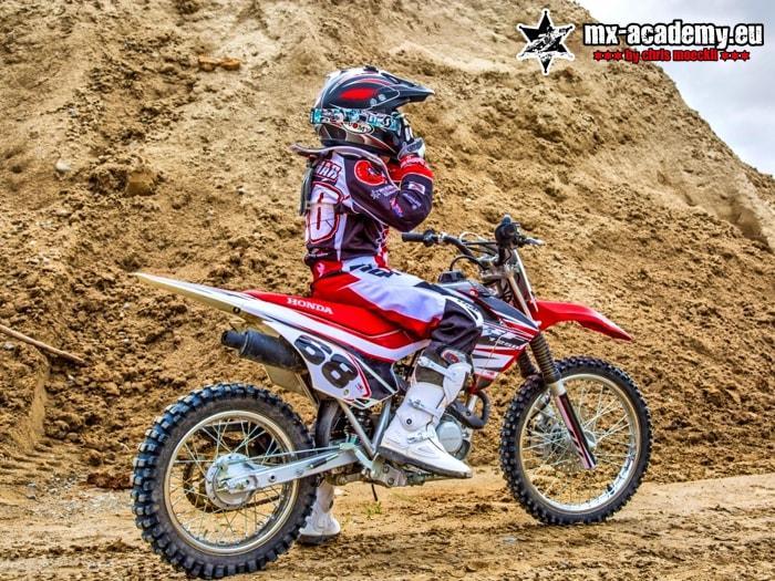 Motocross als Lebensschule