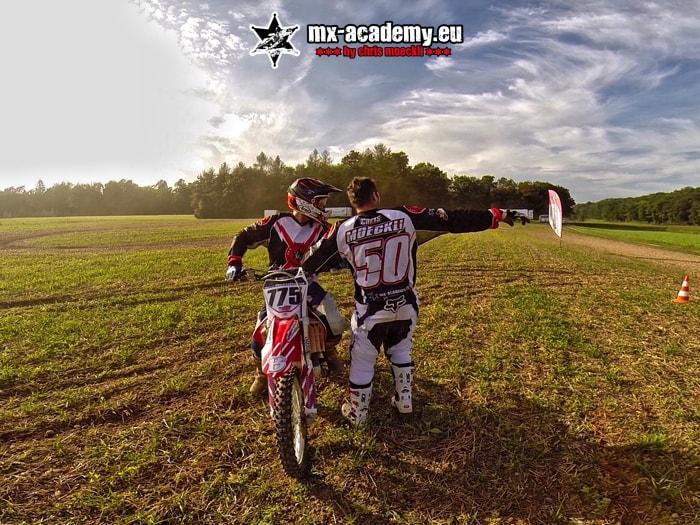 Motocross Training Tipps und Tricks von Chris Moeckli