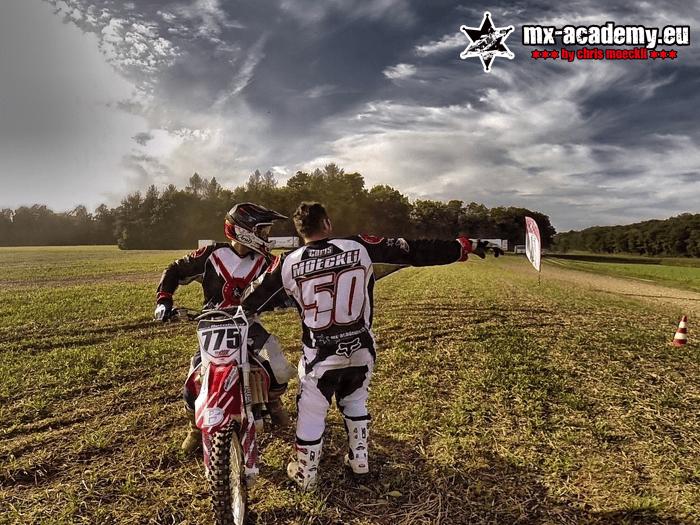 Motocross Verein Deutschland - Motocross Training für Profis