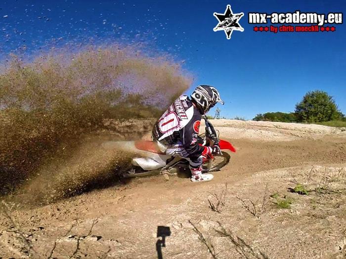 Motorrad fahren lernen mit Chris Moeckli
